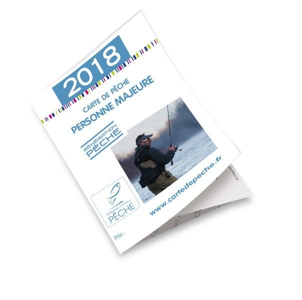 carte de peche 63 Les différentes cartes de pêche et leurs tarifs   Fédération de