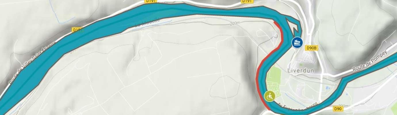 carte de peche moselle Carte interactive   Fédération de pêche de Meurthe et Moselle